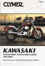 1995-2005 Kawasaki Vulcan 800 Classic Vn800 Repair Service Workshop Manual M3543 (Fits: Kawasaki)