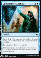 Comparative Analysis // Foil // NM // Oath of the Gatewatch // engl. // Magic