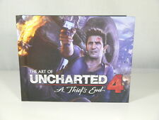 Uncharted 4 -Special edition Artbook - MINT CONDITION