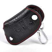 Echtes Leder Leder Schlüsseletui Schlüsseltasche Schlüsseltasche für VW Passat
