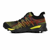 La Sportiva Mutant Mens Black Trail Running Sports Shoes Trainers Pumps