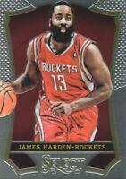 2013-14 Select Basketball #2 James Harden Houston Rockets