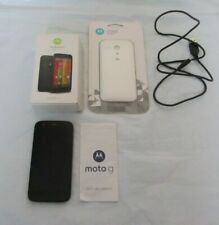 Motorola Moto G XT1032 Unlocked Black Mobile Smart Phone Used With Box