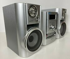Sony CMT-HP7 Micro Hi-Fi Component Stereo System Tested