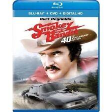 SMOKEY and the BANDIT (Blu-Ray Disc + DVD + DIGITAL HD), <BRAND NEW> (FREE SHIP)