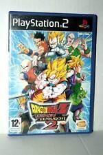 DRAGON BALL Z BUDOKAI TENKAICHI 2 USATO SONY PS2 EDIZIONE INGLESE GD1 41588