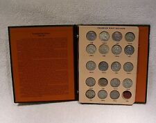 Franklin Half Dollar - Circulated Partial Collection in Dansco Album - Qty 31