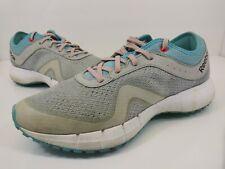 Reebok DMX Max Memory Tech Massage Crossfit Shoes Teal / White Men's Size 10