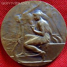 MED3130 - MEDAILLE CHAMBRE SYNDICALE ENTREPRENEURS PARIS par HENRI DROPSY