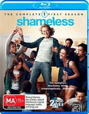 Shameless : Season 1 (Blu-ray, 2012, 2-Disc Set) William H Macy