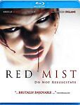 Red Mist    *Brand New*  (Blu-ray Disc, 2009)   *Horror*