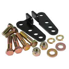 """Adjustable 1""""- 3"""" INCHES Lowering Kit For Harley Touring Electra Glide 2002-2016"""