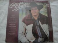 GREATEST HITS George Strait Vinyl LP Album MCA RECORDS LET'S FALL TO PIECES