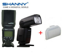 Shanny SN600N HSS 1/8000S i-TTL GN60 Flashgun Flash Speedlite for Nikon