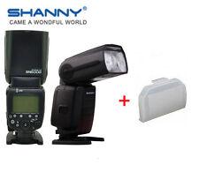 Shanny SN600N HSS 1/8000S i-TTL GN60 Flashgun Flash Speedlite for Nikon