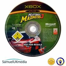 Midtown Madness 3 (Xbox) (disc only) ** EXCELLENT ÉTAT **
