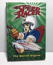 Speed Racer The Secret Engine HC (2008) Grosset & Dunlap