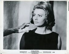 SOPHIA LOREN THE CONDEMNED  OF ALTONA 1962 VINTAGE PHOTO ORIGINAL #17