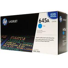 HP C9731A Color LaserJet 5500/5550 Cyan Print Toner Cartridge Original HP NIB