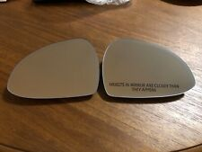 816R Porsche 911 Porsche Boxster Replacement Mirror Glass Passenger Side View R