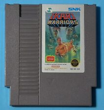Ikari Warriors (Nintendo Entertainment System, 1987) AUTHENTIC! Tested, WORKS!
