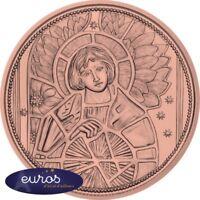 Pièce 10 euros commémorative AUTRICHE 2018 - Uriel, l'Ange Eclaireur - Cuivre