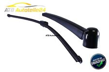 Rear Wiper Arm with Windshield Wiper and Cap for Seat Skoda VW Gold Passat New