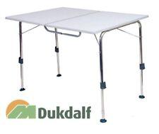 Dukdalf Camingtisch Prima Vista twin Tisch Klapptisch Falttisch Gartentisch neu
