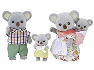 Epoch Sylvanian Families doll set Koala family FS-15 from Japan
