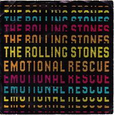 "THE ROLLING STONES : Emotional Rescue 7"" RSR EMI RSR 105 UK 1980"