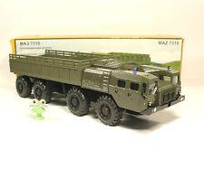1:43 MAZ 7310 8x8 Pritsche Truck Made in Russia USSR LKW UdSSR URSS DDR Russland