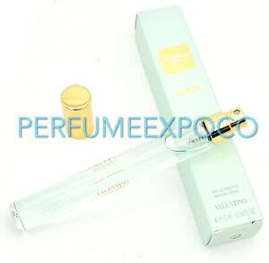 Valentino DONNA ROSA VERDE Perfume 10ml-0.34oz EDT PURSE TRAVEL SPRAY (C69