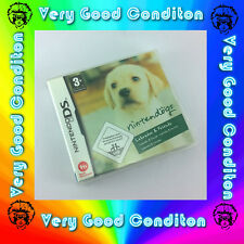 Nintendogs: Labrador & Friends for Nintendo DS - Very Good Condition