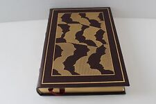 SIGNED FIRST EDITION Franklin Library OPERATION SHYLOCK Philip Roth LEATHER MINT