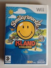 Smiley World Island Challenge Genuine Factory Sealed UK PAL New