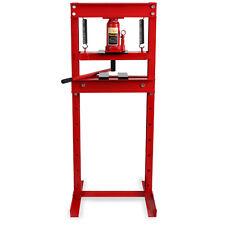 EBERTH 12t Hydraulic workshop press garage floor standing heavy duty 12 ton shop