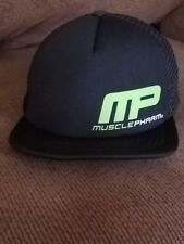 Muscle Pharm MP -  Trucker Hat/ Cap Adjustable  Snapback NEW!!