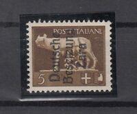 CX7772/ ZARA – GERMAN OCCUPATION – SASSONE # 1 MINT MH – CV 130 $