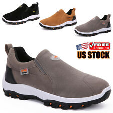 Men's Athletic Running Sneaker Sports Gym Walking Trainers Lace Up Casual Shoes