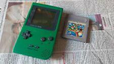 Lote Game Boy Pocket Con Super Mario Land 3