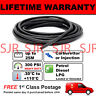 "3.2mm 1/8"" BRAIDED RUBBER OIL FUEL HOSE PETROL DIESEL WATER 300 PSI PER 1 METRE"
