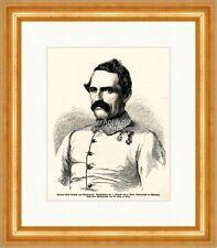General Graf Leopold von Gondrecourt Kaisertum Österreich Holzstich E 20496