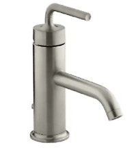 Kohler Purist Bathroom Faucet K-14402-4A-BN Low Arc Single Hole - Brushed Nickel