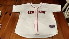 Majestic Red Sox Jersey #34 Authentic Collection Cool Base