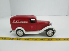 ERTL 1932 Ford Delivery Van Ace Hardware Die-Cast Coin Money Bank 0841