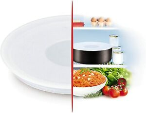 Tefal Ingenio Set of 3 Plastic Airtight Cookware Lids 16/18/22 cm