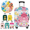 Travel Trolley Suitcase Protector Cover Elastic Luggage Cover Anti-scratch 18~32