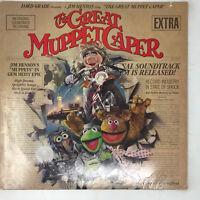 The Great Muppet Caper LP Vinyl Record Original Soundtrack 1981