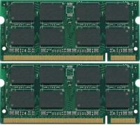 New! 2GB 2X1GB Acer Aspire 5310 Memory PC2-5300
