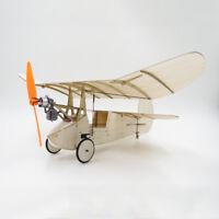Flea Balsa Wood 358MM Wingspan Micro RC Airplane Newton Kit